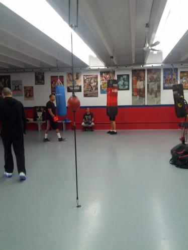 Club de boxe champions